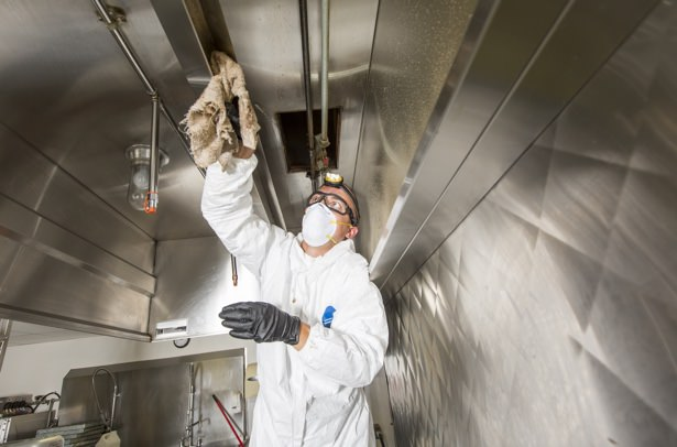 Commercial Kitchen Hood Exhaust Cleaning In Stevens Point