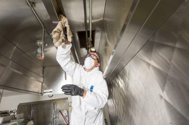 Commercial Kitchen Hood Exhaust Cleaning In Menomonie